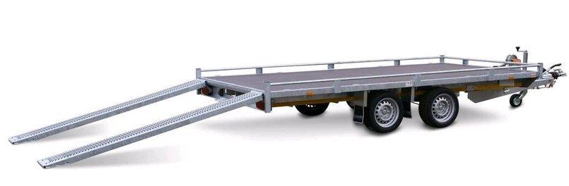 eduard 3500kg auto transporter 4 06 m x 2 00m reling 10cm. Black Bedroom Furniture Sets. Home Design Ideas