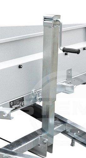neptun n13 305 tip 1300kg 305x166x10cm kippbar f r kleinwagen smart gn155 autotranporter pkw. Black Bedroom Furniture Sets. Home Design Ideas